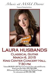Masterful Musicians, Denver Classical guitar, Denver live music