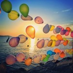 Masterful Musicians helping you celebrate with lovely photo of balloons-origin unknown