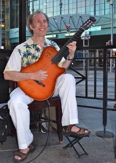 MAsterful Musician, Steve Shruack