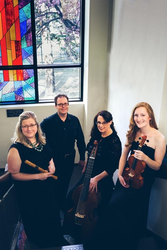 Masterful musicians, Parish house baroque